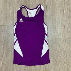 Adidas Tech Fit Tank Top Racer Back  Small